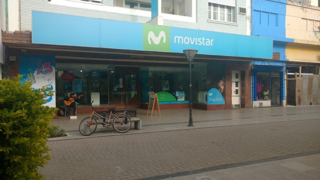 Local comercial peatonal micro centro