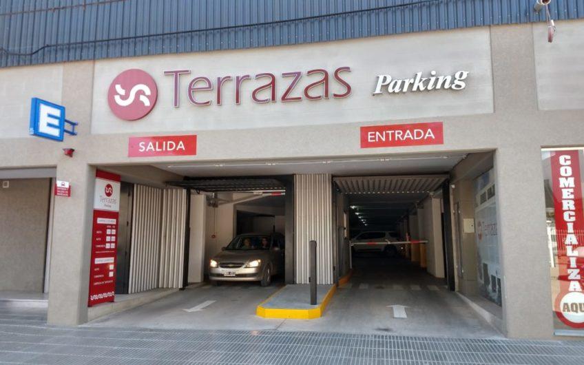 "COCHERAS EN VENTA/ALQUILER ""TERRAZAS PARKING"""